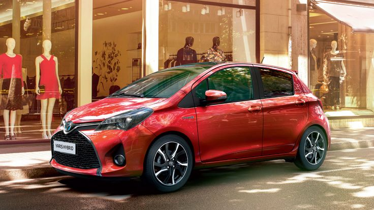 Farmer & Carlisle #toyota #yaris #leicester #loughborough #hybrid #car #citycar