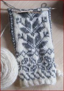 Norwegian knitting is the prettiest---totally in love with colorwork right now!!