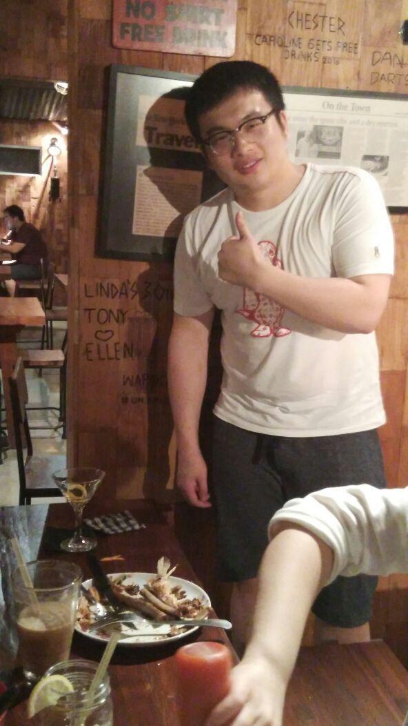 TONY x ELLEN #martinichallenge