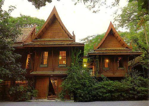 thai house in the old days. Interior Design Ideas. Home Design Ideas