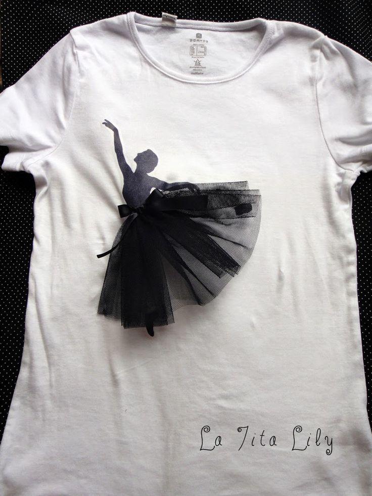 La Tita Lily: Otra camiseta para la Tita Lily