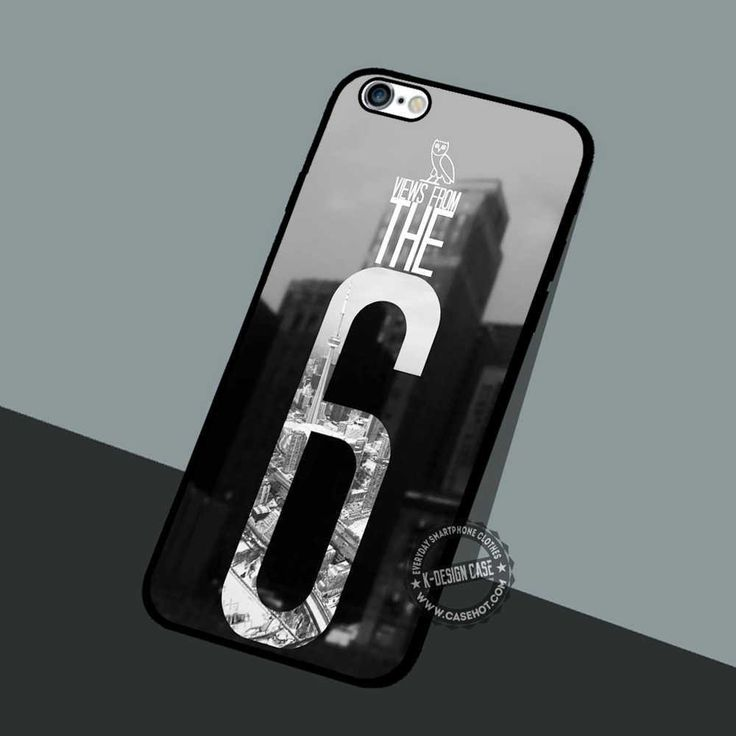 Drake View - iPhone 7 6 5 SE Cases & Covers #music