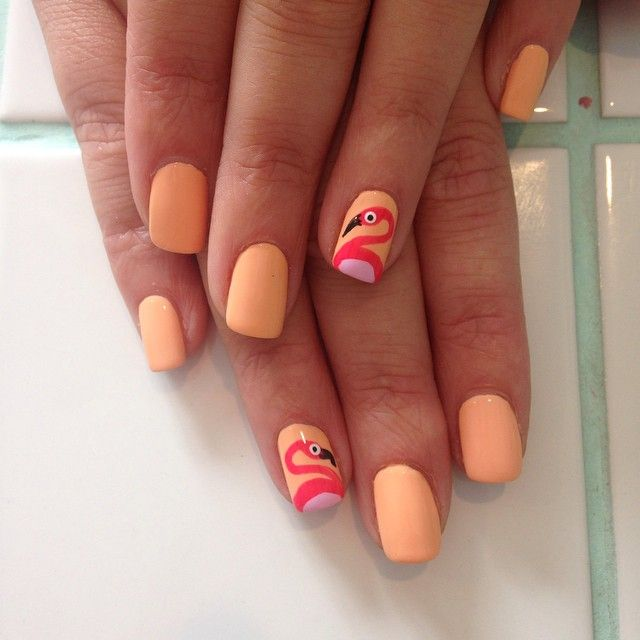 Gold cuticles for your wedding nails - Equally Wed, modern