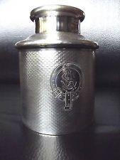 редкая грузинский гильоше серебряный металлический Чарльз cristofle Чайница xixeme