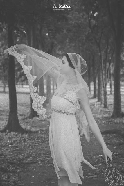 Stay in the clouds #vintage #fashion #bride