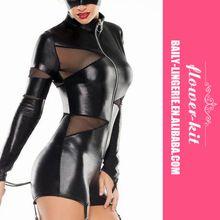 Elegant individual trendy fashion vinyl lingerie pvc clothing    Best Seller follow this link http://shopingayo.space
