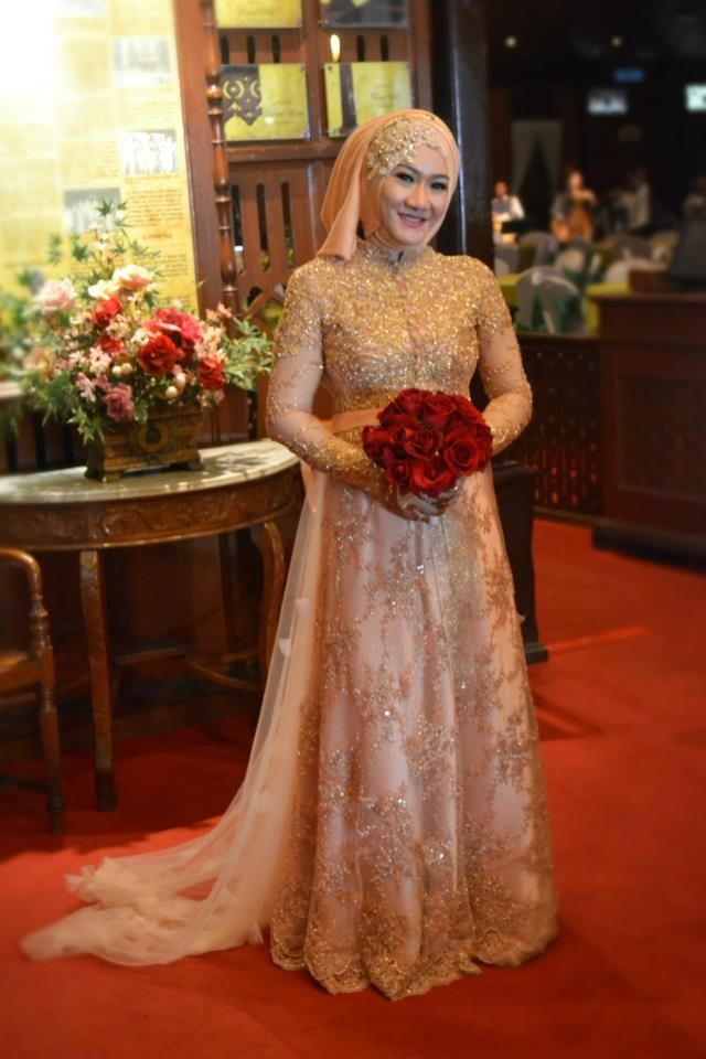MUSLIM WEDDING by Hauri Collezione - INDONESIA - Created & Designed By Normamoi
