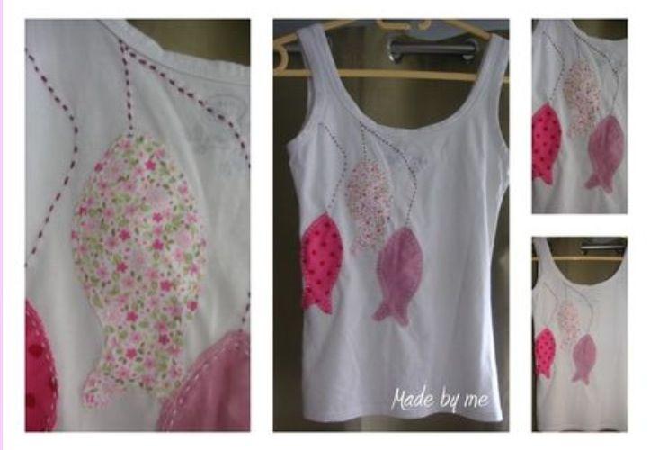 Customisation TEE shirt !!