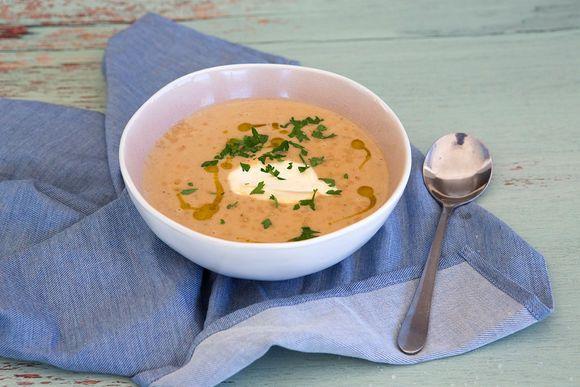 Roasted Parsnip Soup - Maggie Beer