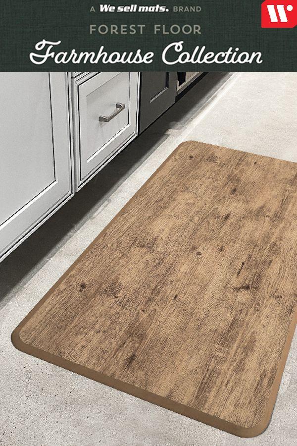 Farmhouse Kitchen Floor Mats