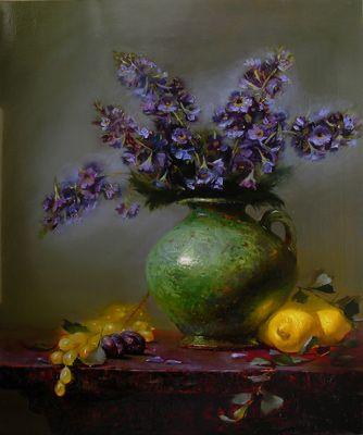 by Regina Lyubovnaya (artist)