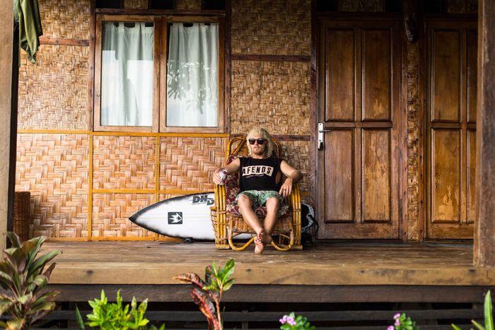Torren Martyn and Garrett Parkes in Simeulue by Ishka Folkwell