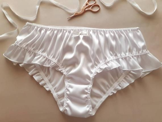 Hand Made Silk Panties Pictures
