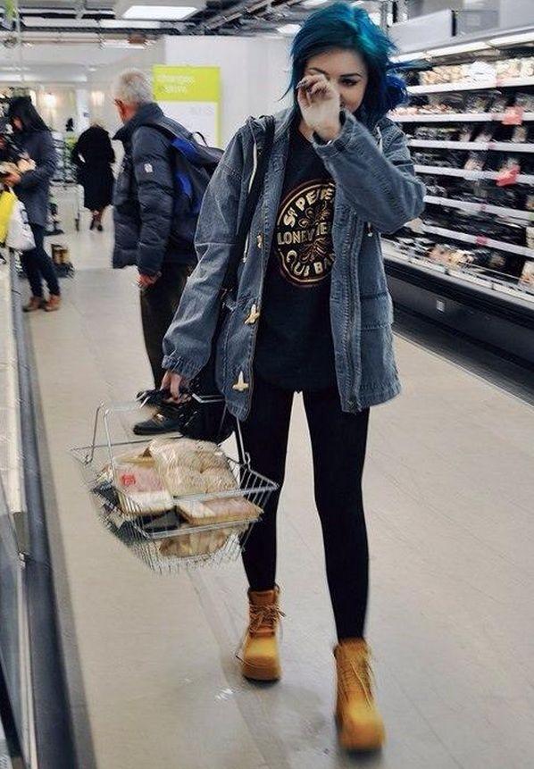 Unisex Boy / Girl Oversize Denim Jacket Comfort Cool T-shirt Creative …