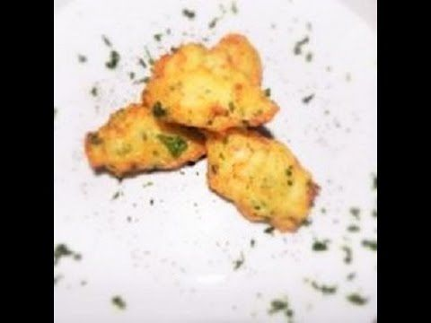 Tranci di Merluzzo in pastella (tempura). - YouTube