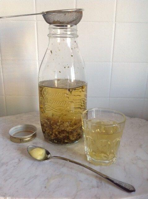 przepis na herbatkę wzmacniającą odporność