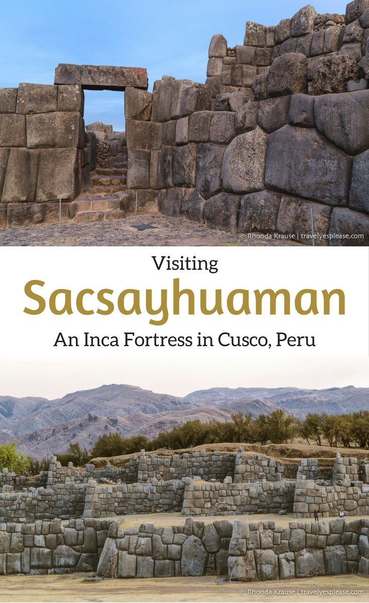 travelyesplease.com | Visiting Sacsayhuaman- An Inca Fortress in Cusco, Peru (Blog Post) | South America