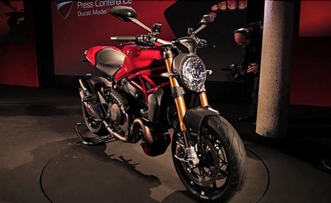 Ini Dia Harga Ducati Monster 2014 - Vivaoto.com - Majalah Otomotif Online