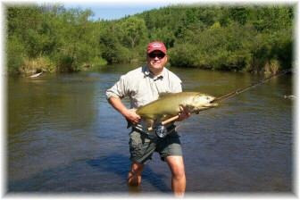 13 best manistee river michigan images on pinterest for Betsie river fishing report