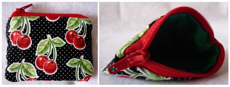 Un monedero comemoneda es lo que necesitas. Medidas: 10 x 8cm #monedero #purse #pursebag #handmade #sewing
