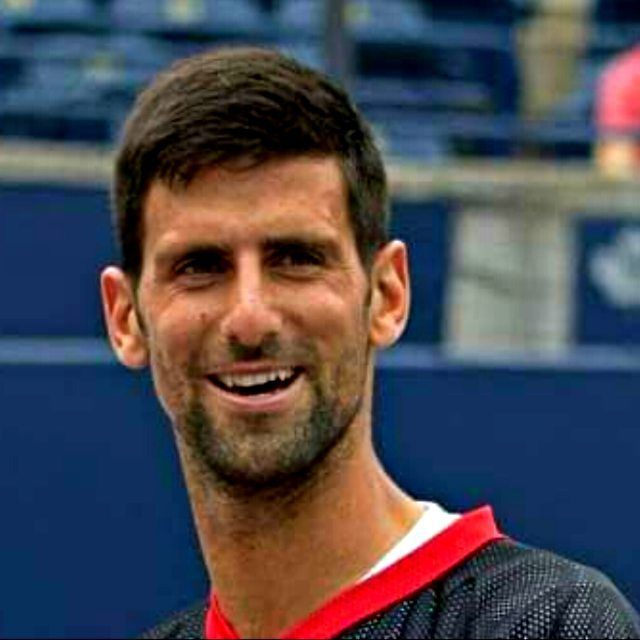 Happy Nole = Happy NoleFam :) ____________________________ © Reuters ____________________________  #Novak #NovakDjokovic #Djokovic #Tennis #ATPWorldTour #ATP #2016 #AjdeNole #IdemoNole #Uniqlo #HeadTennis #Seiko #Peugeot #Adidas #JacobsCreek #Belgrade #Serbia #ITF #Sports #RogersCup #Toronto #ATP1000 #Masters1000 #HardCourt #RioOlympics #OG16 #Olympics #OlympicGames