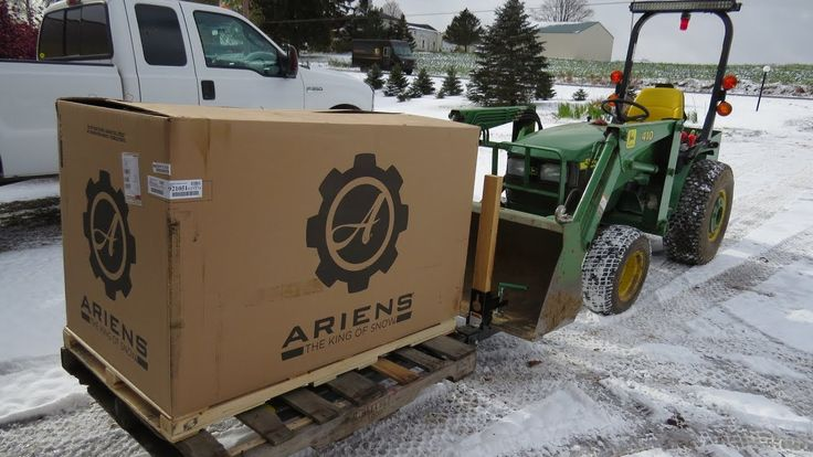 Ariens 921051 Platinum 30 SHO Snowblower And Cab First Impressions