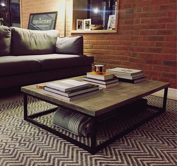 Industrial Tv Stand And Coffee Table: Best 25+ Industrial Chic Style Ideas On Pinterest