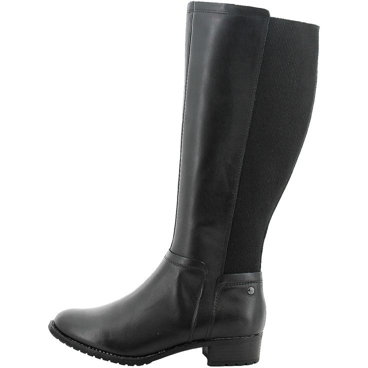 Hush Puppies - Women's Lindy Chamber Waterproof Boots - Black