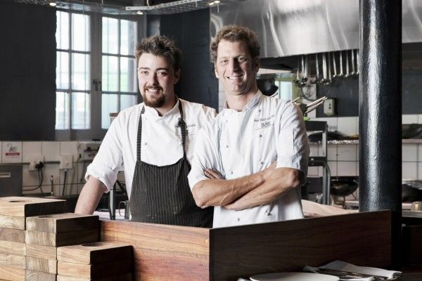 The Test Kitchen wins Restaurant of the Year Award for three years in a row!