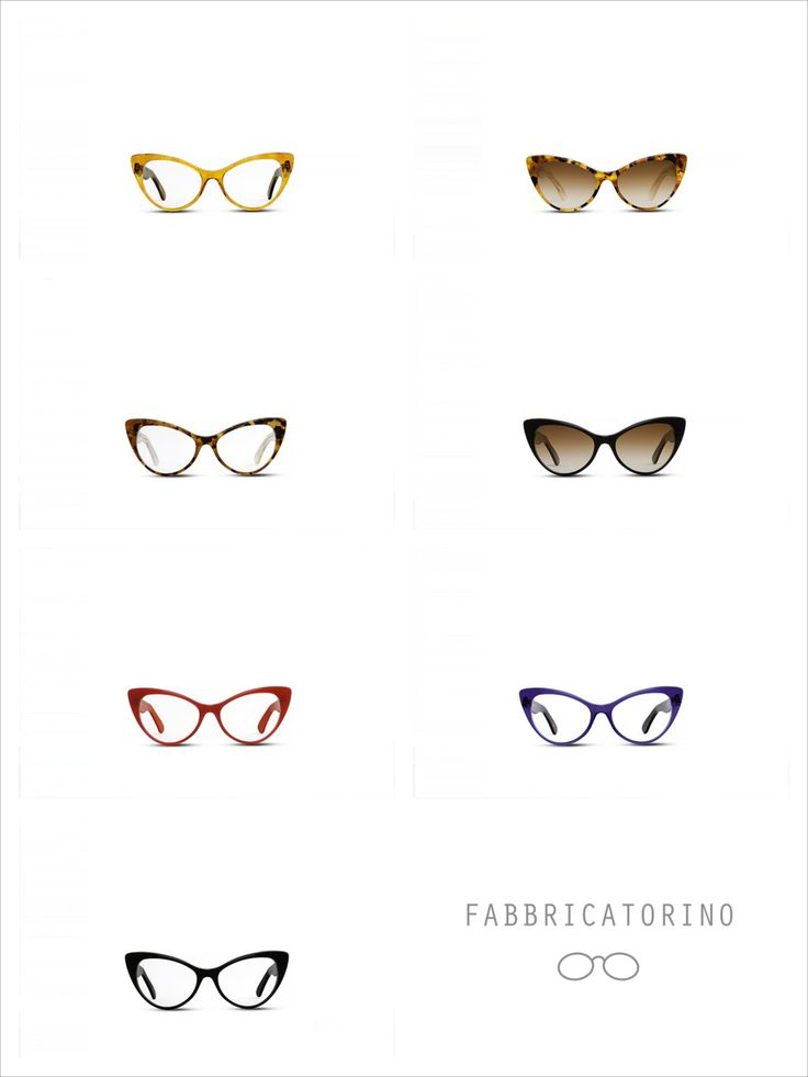 women glasses - fabbricatorino