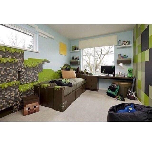 110 best Minecraft bedroom images on Pinterest