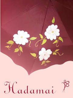 HADAMAI: Paraguas floral