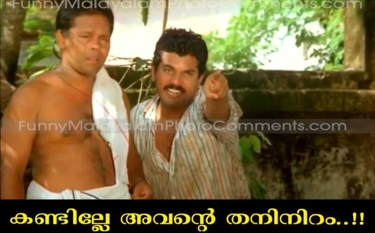 Mukesh Malayalam comedy photo comments