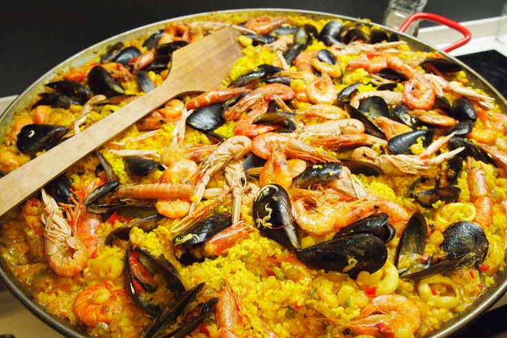 A small selection of the best paella restaurants in for 7 portes barcelona menu