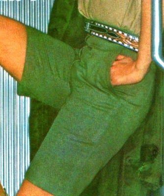 Cucire pantaloni bermuda stretti