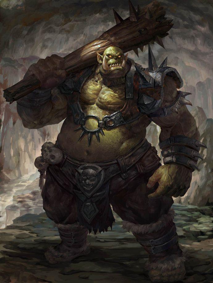 Image result for fantasy pictures of ogres