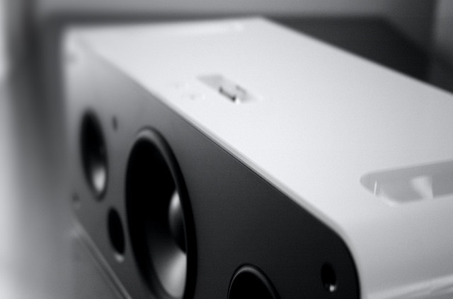 Apple iPod Hi-Fi by Matthew Piper, via Flickr