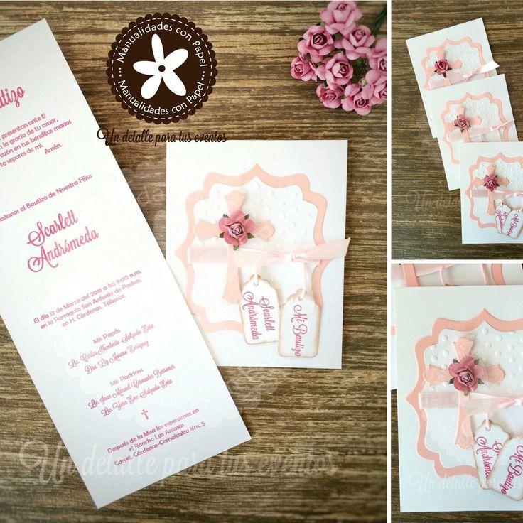 Bautizo Invitations for nice invitations design