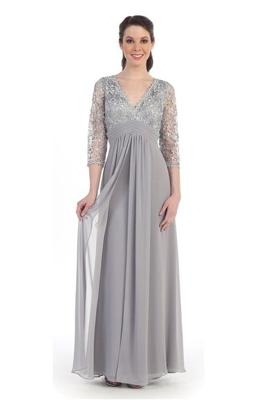 22c9258d5046 CN1398 Mother's Gown in 2019 | Gowns | Dresses, Mother of the bride ...