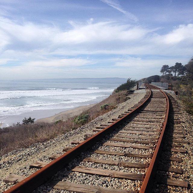 Caliparks : Manresa State Beach