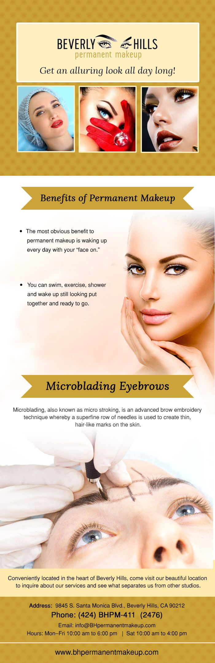 Microblading is the preeminent solution for the ones who want to reshape their eyebrows. Add an artistic touch to your brows with microblading eyebrows.