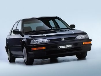 Honda Concerto 1.5i Tradition EU-spec (HWH) '09.1993–06.1994