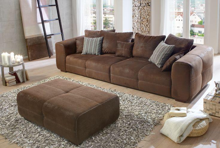 Riesensofa Big 294 - in verschiedenen Ausführungen | mutoni design | mutoni möbel