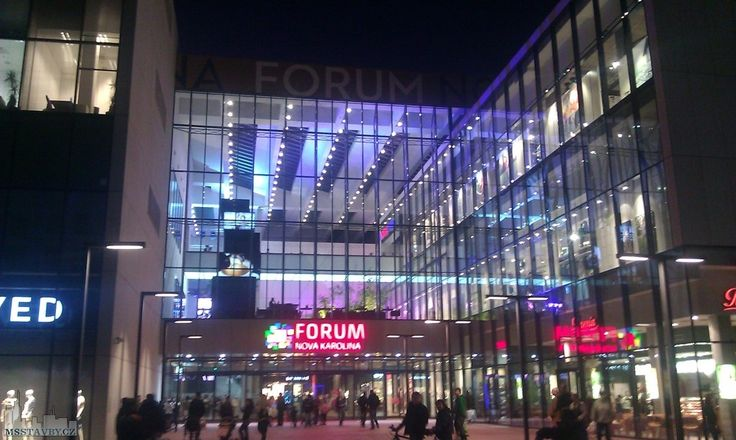 Obchodní centrum FORUM NOVÁ KAROLINA také najdete v mobilní aplikaci SHOPIN. Stahuj ZDARMA - www.shopinapp.net/cz  GOOGLE PLAY - https://play.google.com/store/apps/details?id=cz.smarcoms.nakupnicentra APPSTORE - https://itunes.apple.com/cz/app/shopin-shopping-virtuosity/id508418489?mt=8