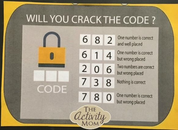 Make Your Own Escape Room Challenge For Kids The Activity Mom Escape Room For Kids Escape Room Puzzles Escape The Classroom