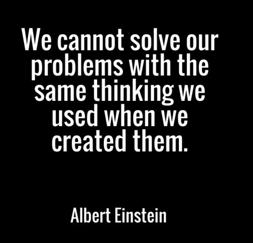 learning to fix our problems, We cannot solve our problems with the same thinking we, the lost child, we can fix our problems with the same thinking we used when we created them, abandonment issues
