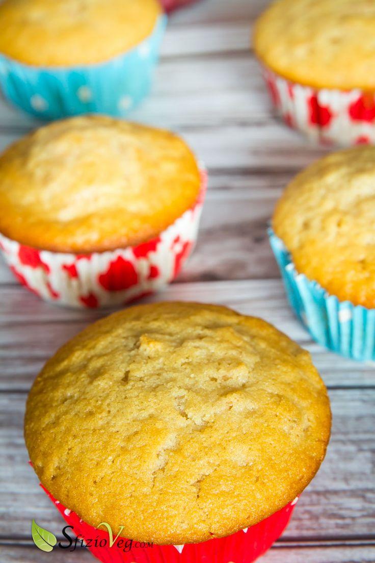 Muffin alle mele - Ricetta Vegan-2