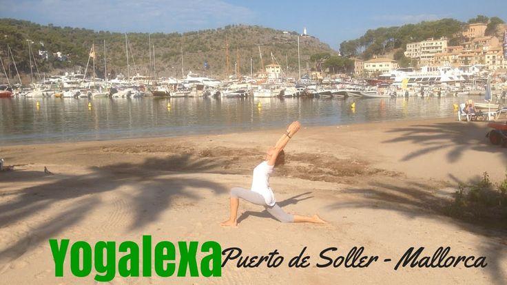 Yoga mit Yogalexa:Sehnsucht nach Sonne - Serie