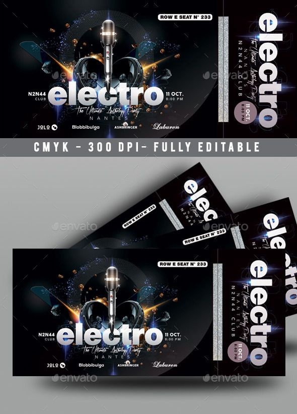 25+ trending Concert ticket template ideas on Pinterest Free - print your own tickets template free