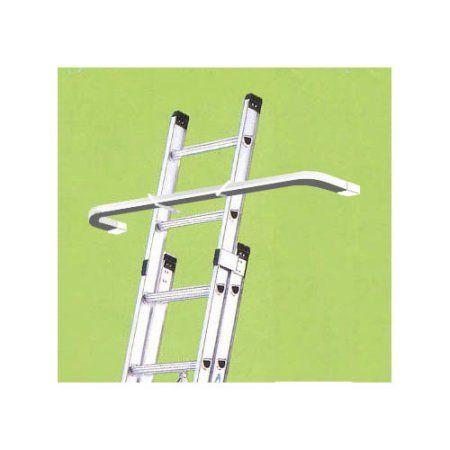 Werner AC96 Aluminum Ladder Stabilizer, Silver